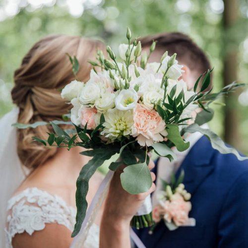 bruidsboeket kampen Real love weddings