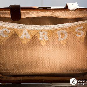 vintage koffer cards